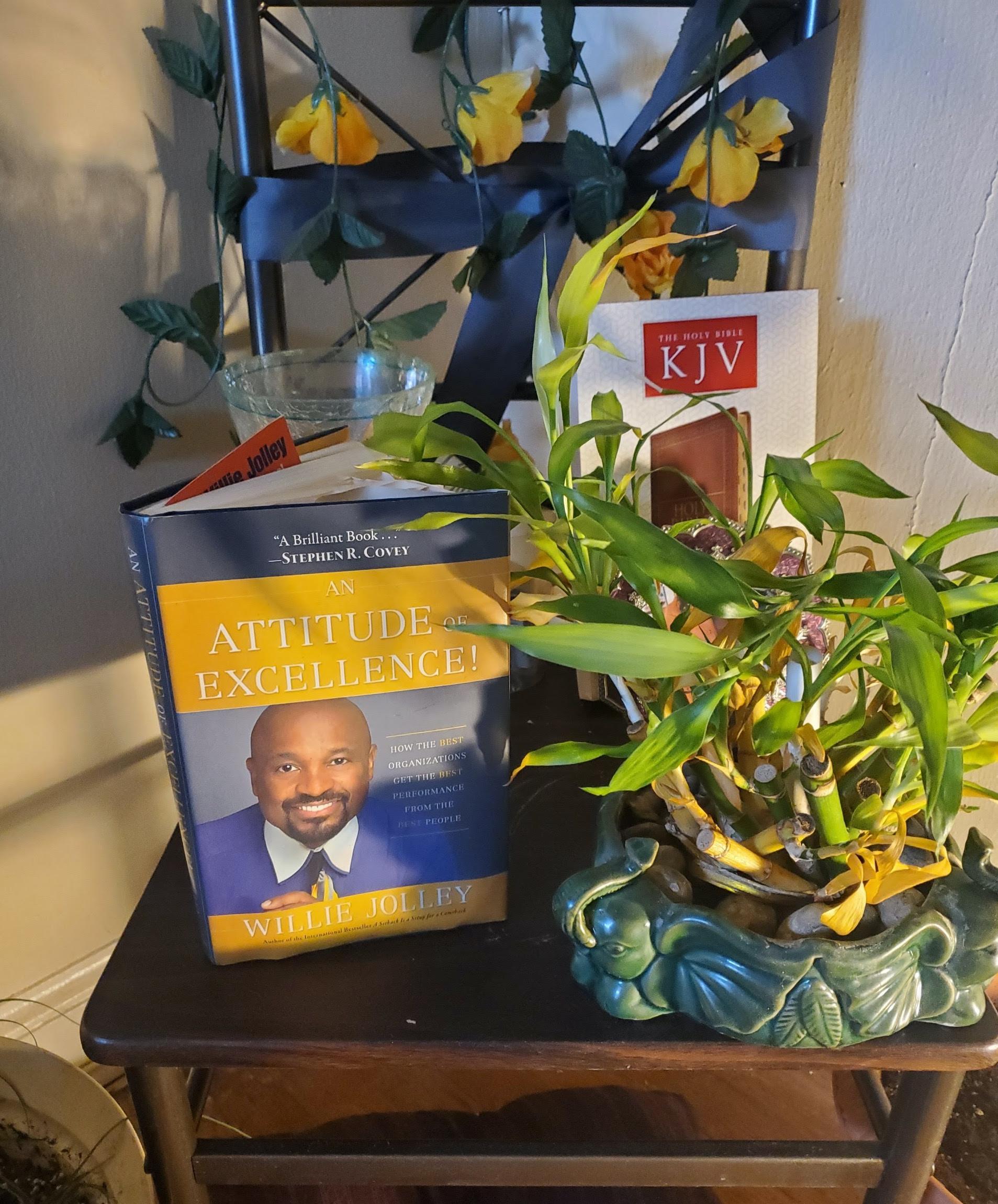 attitude book cover