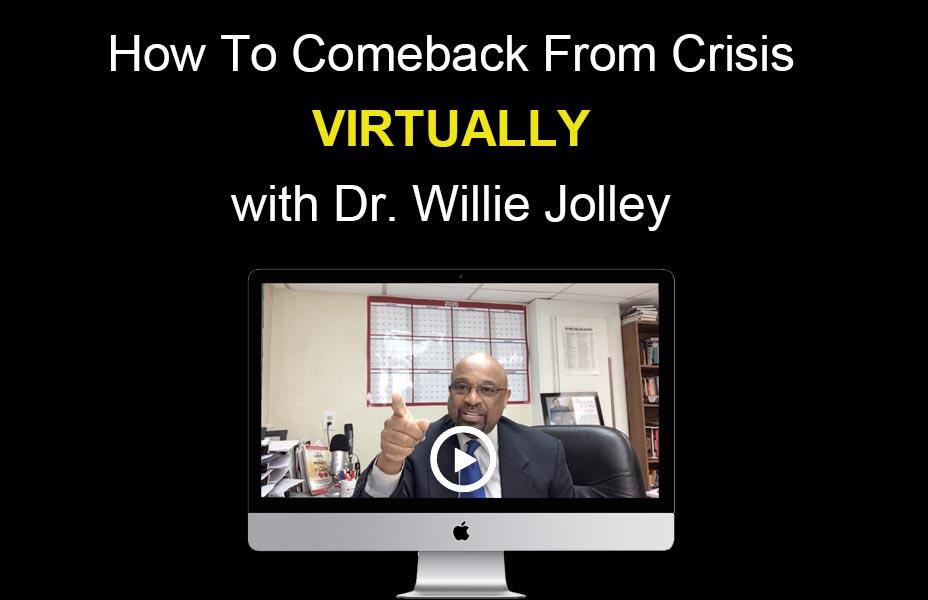 comeback crisis video