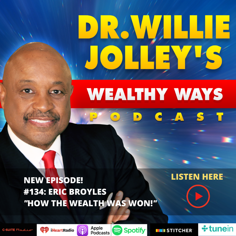willie jolley podcast